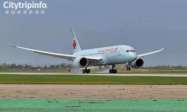 《加航添北美-印度直飞航线 主要由787-9运行》
