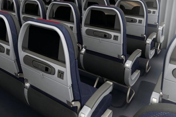 《美国航空斥资20亿美元升级客舱设备》