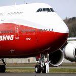 航空货运复苏缓慢 波音再次下调747-8产量