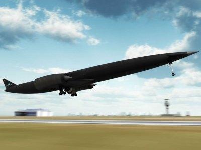 超音速客机4小时可达地球任一点 19年试飞