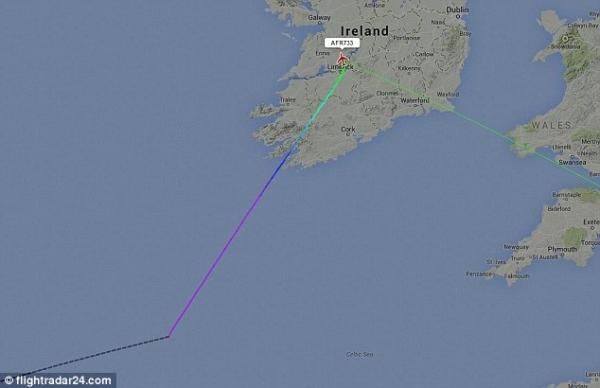 辣椒触发货舱烟雾警告 法航一国际航班备降