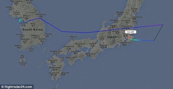 美航一国际航班遇严重乱流备降 十余人受伤