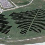 美国最大机场太阳能发电站接入电网
