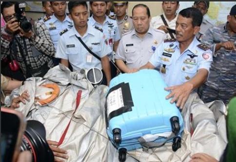 《QZ8501航班 丢失行李》