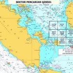 亚航迷失图 马来西亚协助搜索