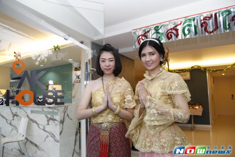 台女泰厉害!曼谷开民宿 就是要说中文