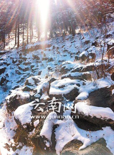 自然奇观| 银装素裹玉龙雪山 进入最美赏雪季~