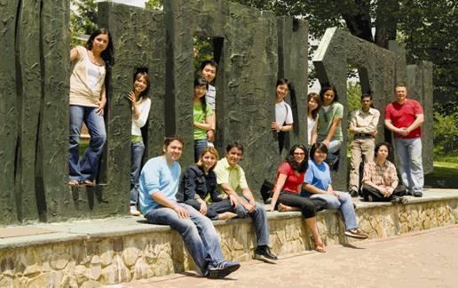 美国留学生