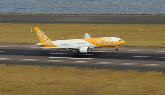 酷航虎航4月起加入新航常客项目
