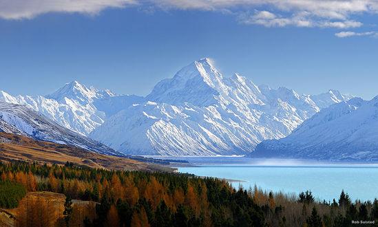 《跟随《霍比特人》游览新西兰壮丽美景》