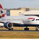 英航洲际航班返航伦敦 疑为787发动机故障