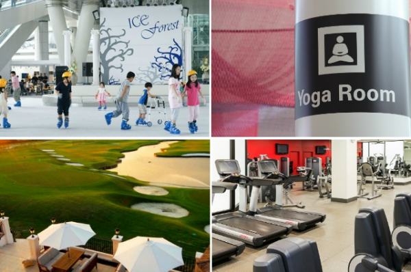 《旅行也要健身 盘点9大绝佳健身机场》