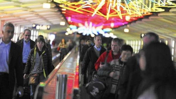 2014全球最繁忙机场出炉 奥黑尔取代亚特兰大