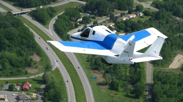 AOPA致函FAA 支持飞行汽车认证轻型运动飞机