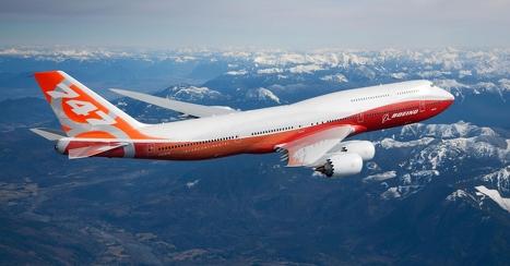 《波音747-8将成为新一代空军一号》