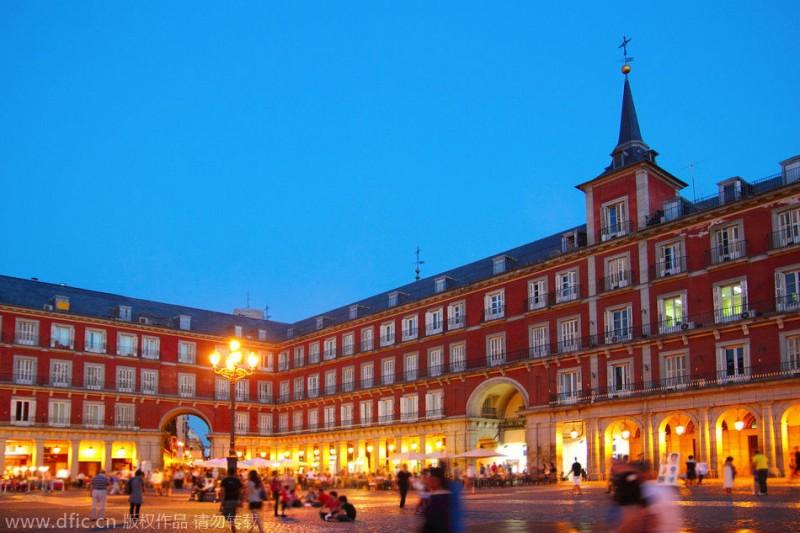 马德里  以时尚之名慢游浪漫之城