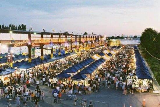 世界七大美食夜市 吃货们一起来朝圣吧