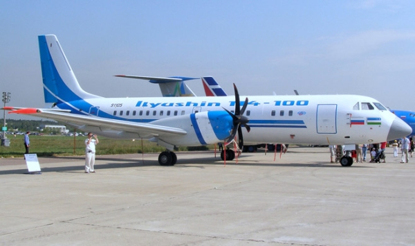 《俄企:推迟恢复伊尔-114飞机生产是战略错误》