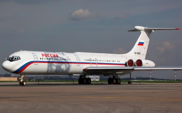 TOP10前苏联/俄罗斯在役商用飞机
