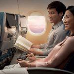 新航高端经济舱8月起投入运营 A380上率先亮相