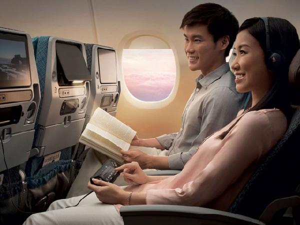 《新航高端经济舱8月起投入运营 A380上率先亮相》