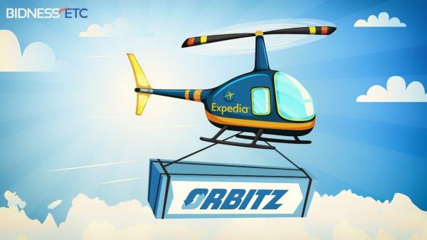 《在线旅行市场的争霸:Expedia收购对手Orbitz》