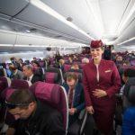 卡塔尔航空:单身才能做空姐 怀孕就要被辞退