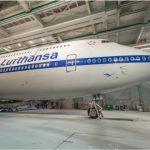 """汉莎747-8I复古涂装与""""古装""""为何不同?"""