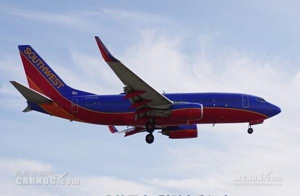逾期未维护检查 美西南停飞128架737飞机