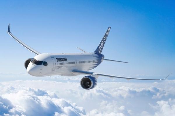 庞巴迪CS300飞机将于本周进行首飞