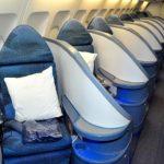 加拿大航空新推高端商务舱 跨大陆航班上首发