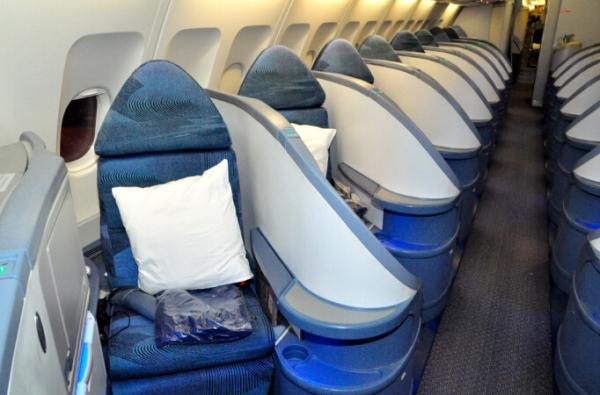 《加拿大航空新推高端商务舱 跨大陆航班上首发》