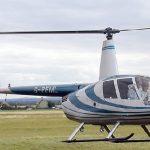 澳大利亚停飞罗宾逊R44直升机