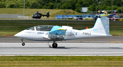 《空客:2050年之前研发出90座电力支线飞机》