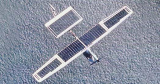 盘点:航空史上七大人力/太阳能动力飞机