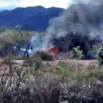 两直升机在阿根廷上空相撞 10人死亡