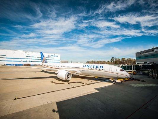《波音南卡首架787-9交付 为第250架梦想飞机》