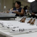 航空交易之外的秘密:对飞机模型痴心不改
