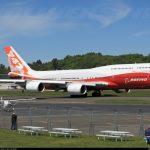 747-8I成全球首个330分钟ETPOS认证四发客机