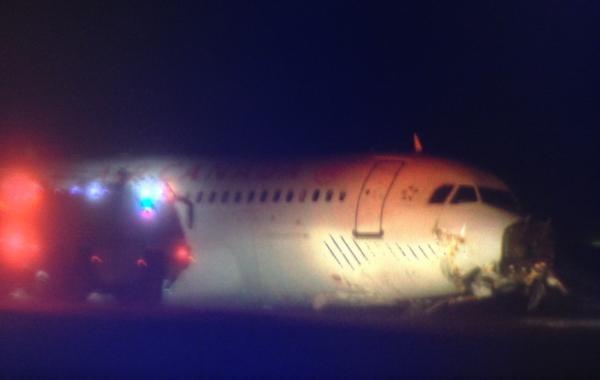 加拿大航空就飞机冲出跑道事件发表声明