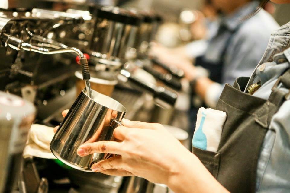 《咖啡界的apple! 蓝瓶咖啡进军东京》