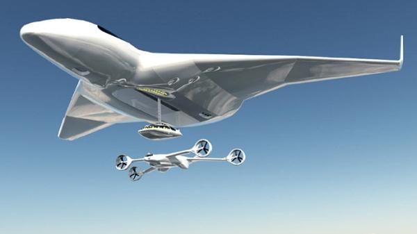 《欧洲科学家正研发客机空中加油和空中转机系统》