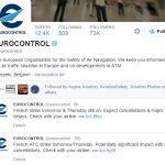 法空管罢工在即 欧洲空域或现严重取消延误