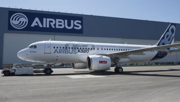 空客推出首架CFM Leap-1A发动机A320neo
