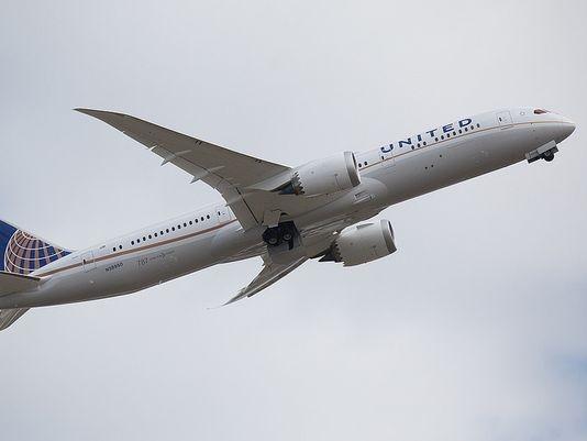 《美联航10架787订单换为777-300ER》