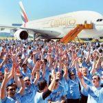 A380首飞十周年 成为阿联酋航空旗舰机型