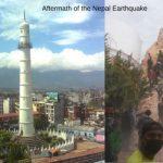 尼泊尔地震已致876人遇难 9层高塔下或上百人被埋