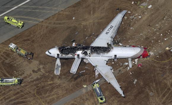 韩亚航空事故连连 首席安全官被疑没有实权