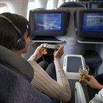 美联航因机上电视直播问题遭千万诉讼