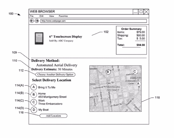 《亚马逊无人机送货计划细节公布》